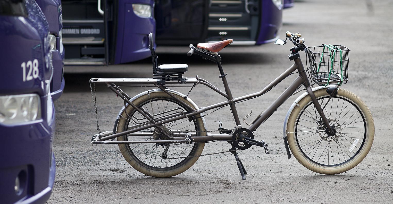 forhjul sykkel brukt