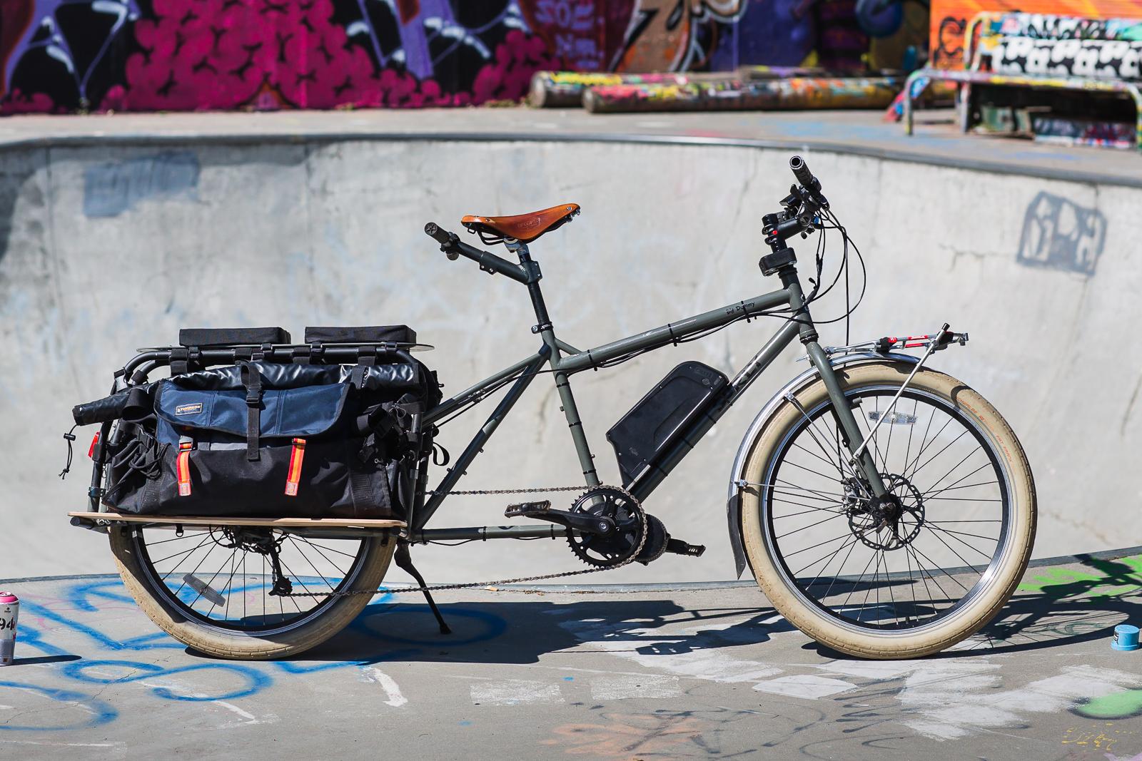 bygge sykkelhjul i oslo