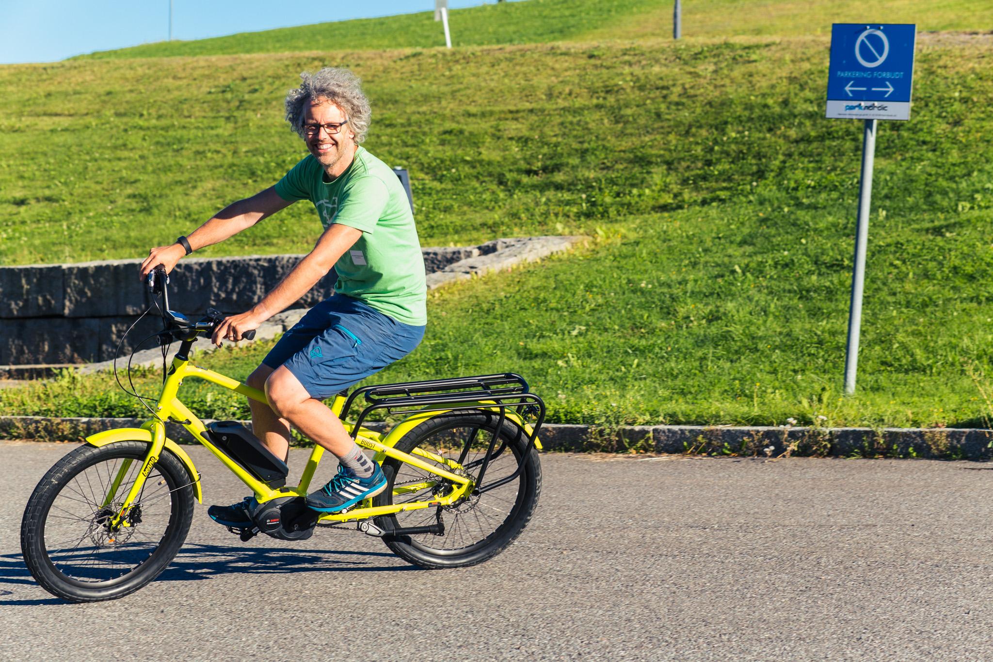 el ride sykkel