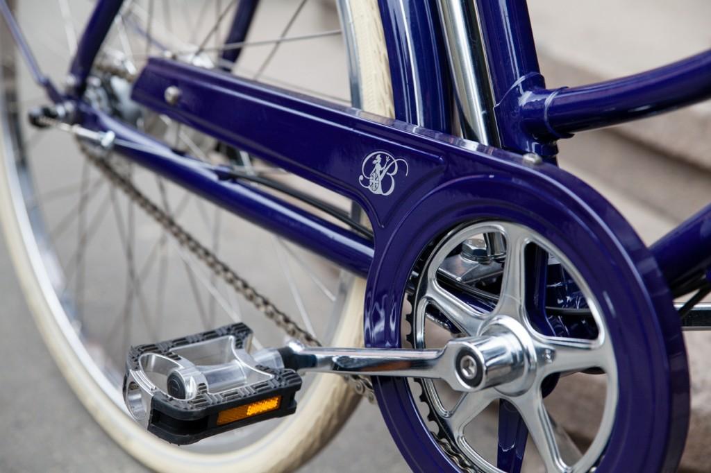 PENBUKSAS VENN: Kjedekasse. En gang i tiden hadde alle sykler en sånn. Så skulle alle se ut som verdensmestre. Pashley har alltid hatt detaljen som lar deg sykle ubekymret i pene benklær.
