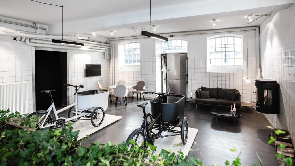 STIL: Butchers & Bicycles ligger i gentrifiserte Kødbyen på Vesterbro –der gamle slaktehaller nå huser gallerier, restauranter, nattklubber – og en splitter ny sykkelprodusent.