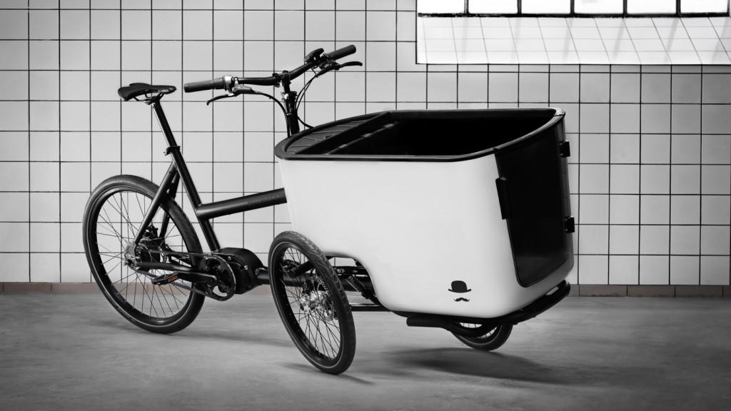 ROMSLIG: Mk1 fra Butchers & Bicycles har god plass til både barn og bagasje. Den pulverlakkerte aluminumsrammen er bygget slik at du kan kjøpe versjonen uten elmotor, og enkelt ettermontere senere – når du får bedre råd, eller er lei av å svette hver gang du skal opp en bakke.